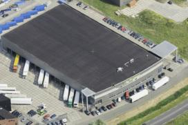 Oudenrijn IJsselstein verhuurt 5.500 m2 bedrijfsruimte