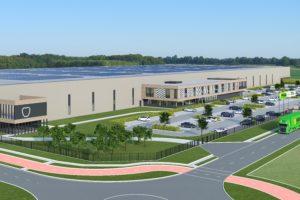 Heembouw realiseert 30.000 m2 nieuwbouw Bakker Barendrecht